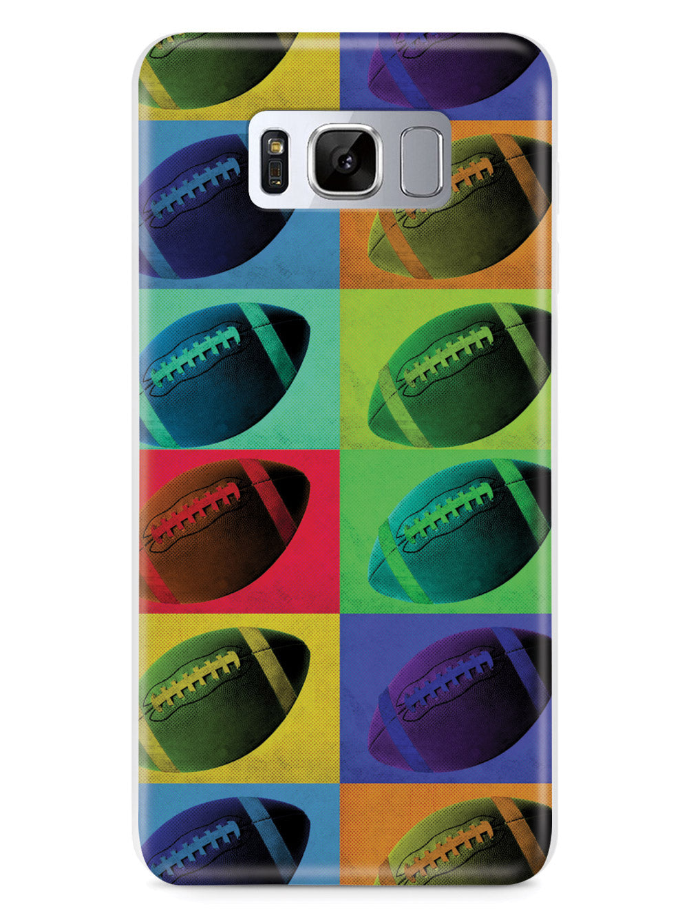 Pop Art - Football Case