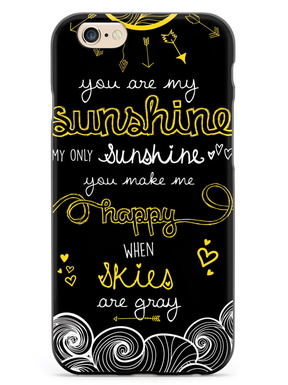 You are My Sunshine Case