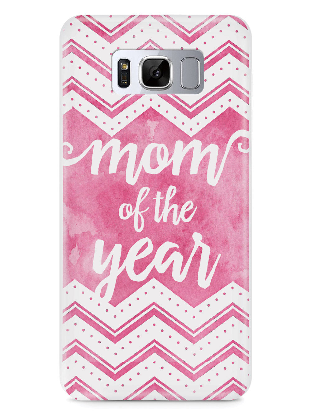 Mom of the Year - Pink Case