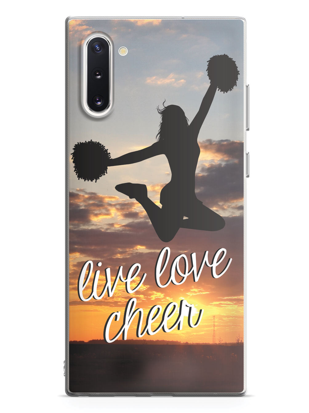 Live Love Cheer Case