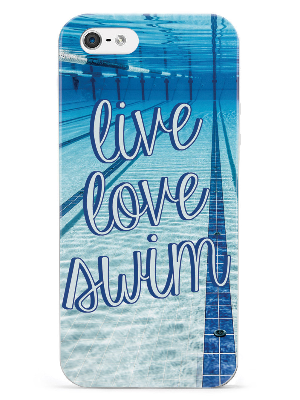 Live Love Swim Case