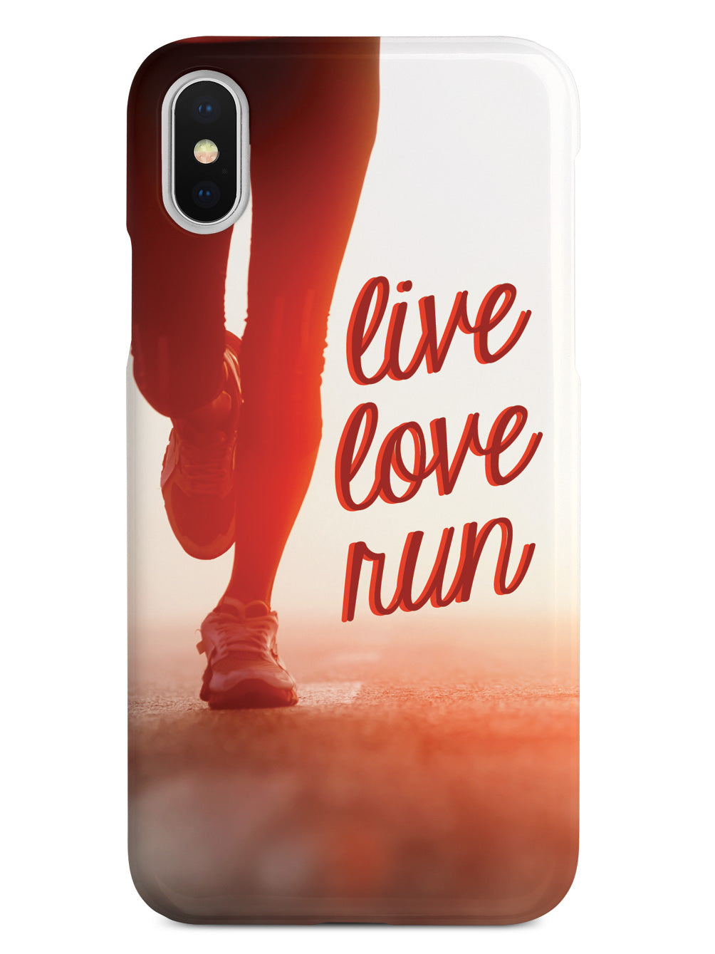 Live Love Run Case