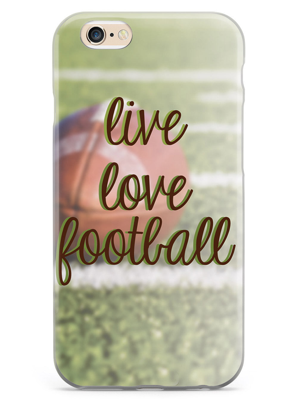 Live Love Football Case