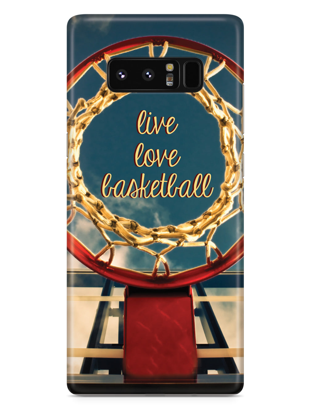 Live Love Basketball Case