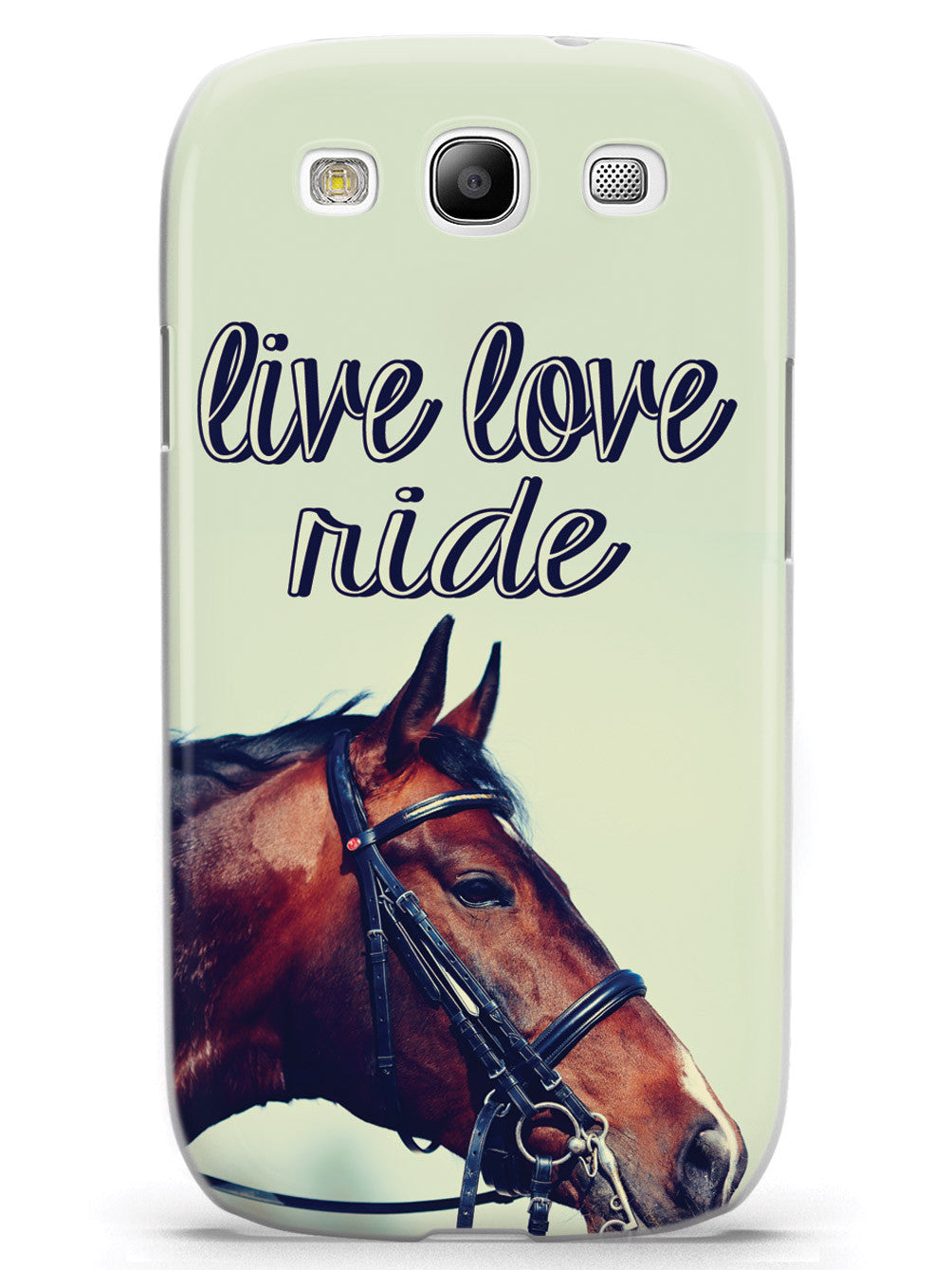Live Love Ride - Equestrian Horse Case