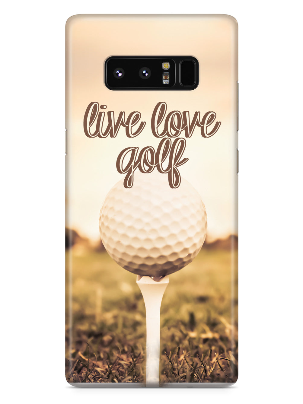 Live Love Golf Case