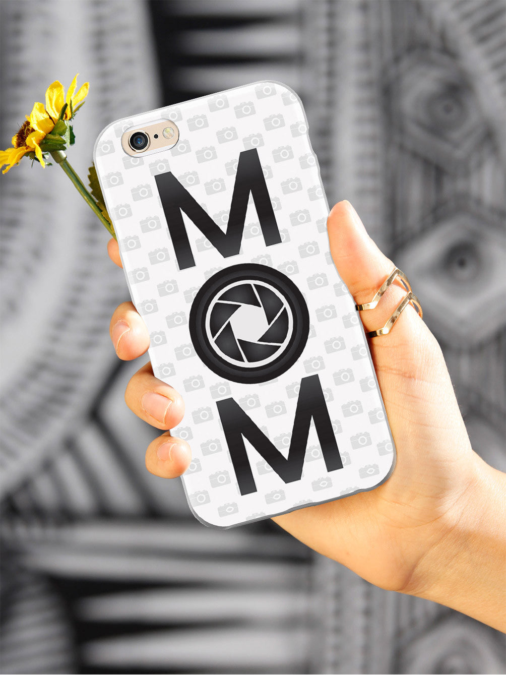 Photographer Mom - Photography Case