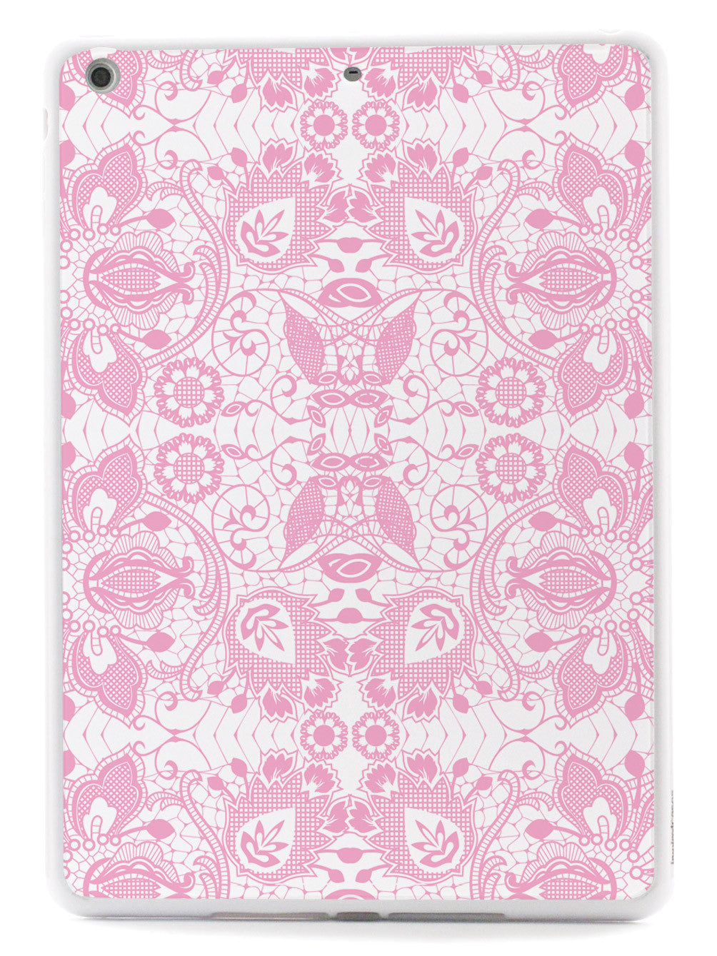 Lace Pattern - Light Pink Case