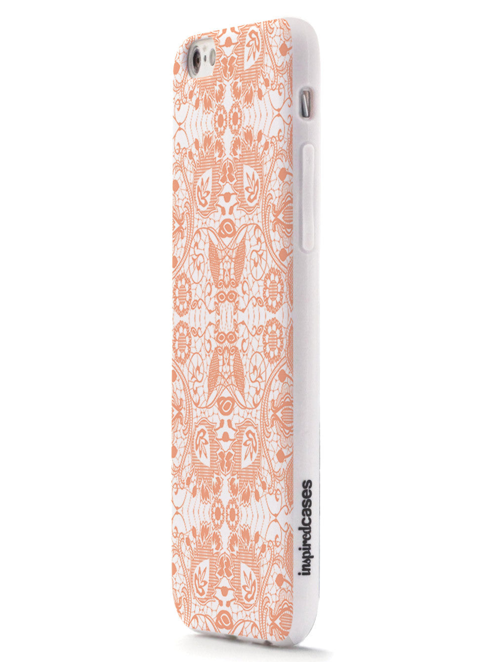 Lace Pattern - Peach Case
