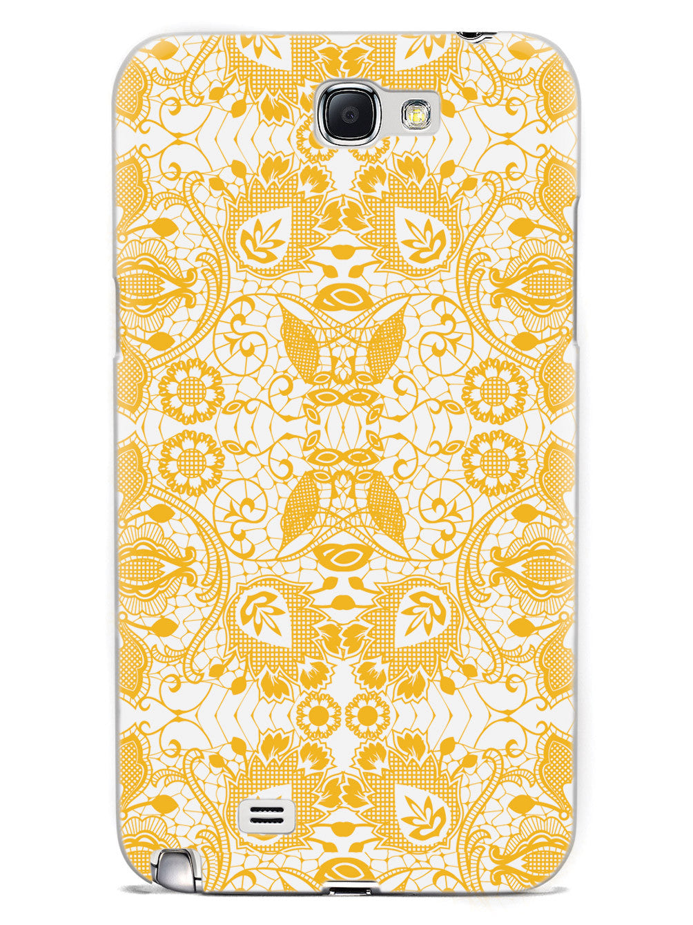 Lace Pattern - Marigold Case