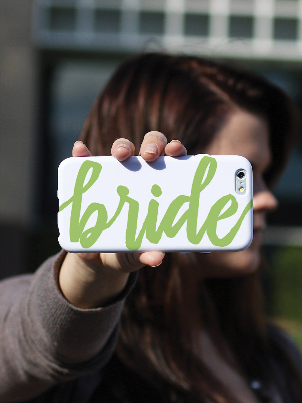 Bride - Sage Green Case