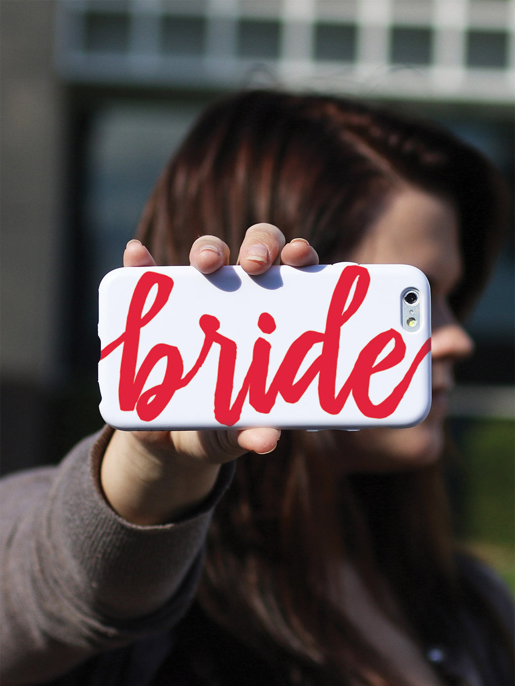 Bride - Red Case
