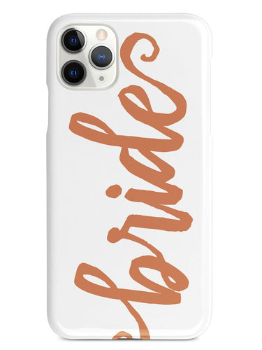 Bride - Orange Case