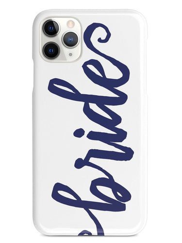 Bride - Navy Blue Case