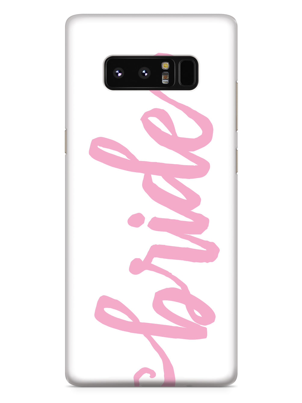 Bride - Light Pink Case