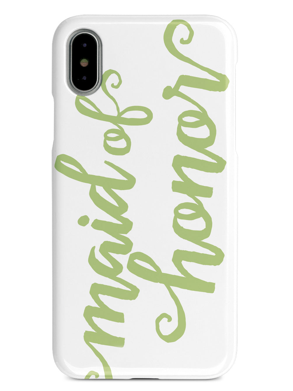 Maid of Honor - Sage Green Case