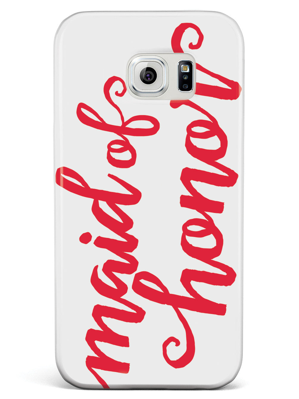 Maid of Honor - Red Case