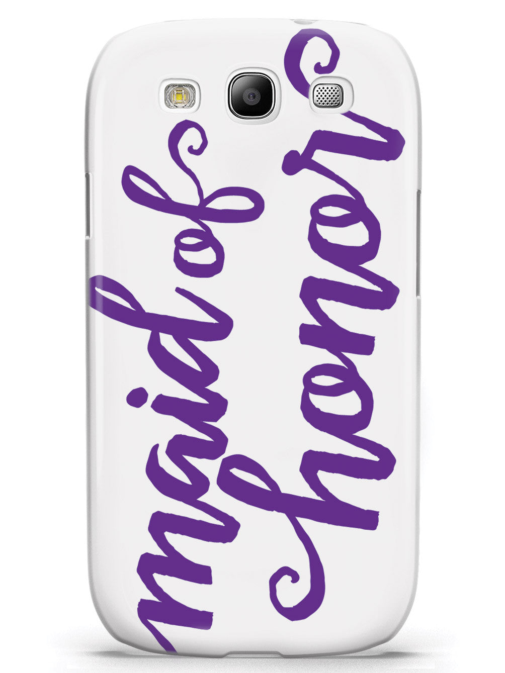 Maid of Honor - Royal Purple Case