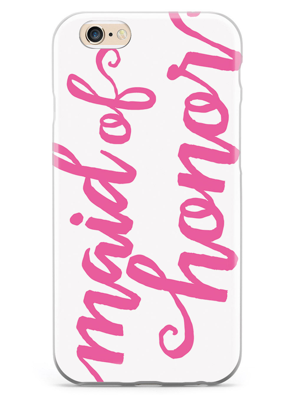 Maid of Honor - Pink Case