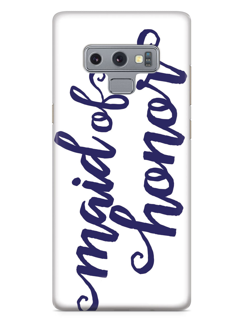 Maid of Honor - Navy Blue Case