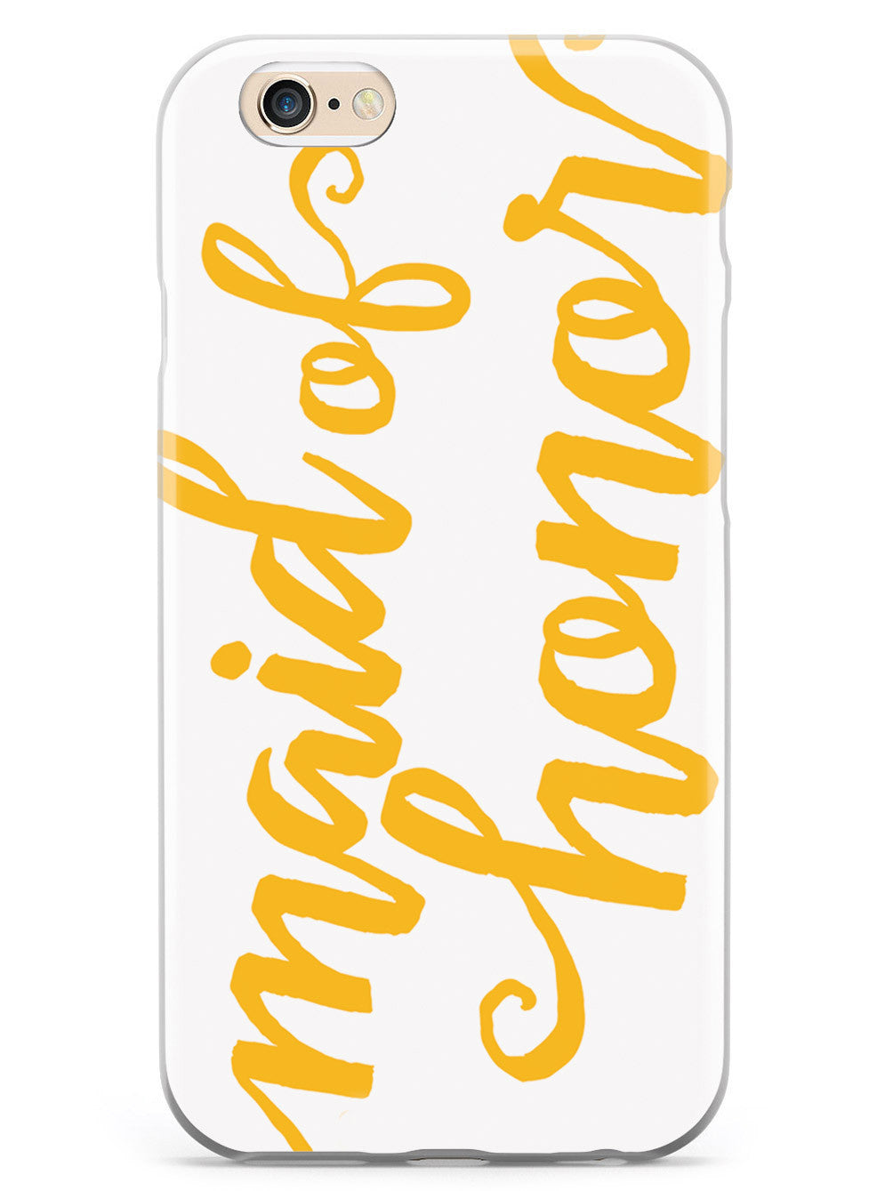 Maid of Honor - Marigold Case