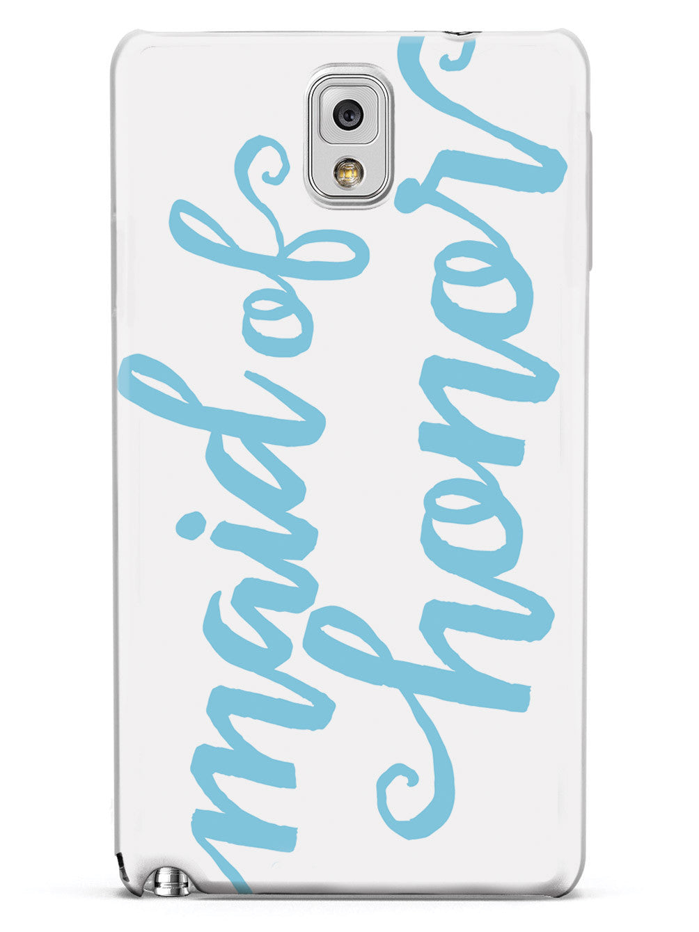 Maid of Honor - Light Blue Case