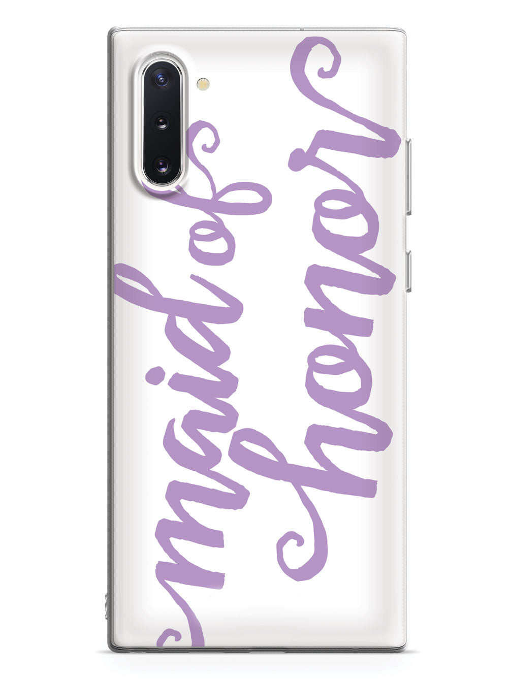 Maid of Honor - Lavender Case