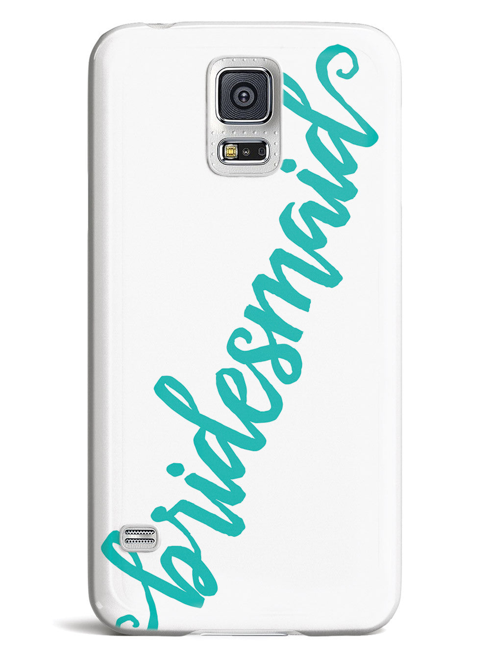 Bridesmaid - Teal Case