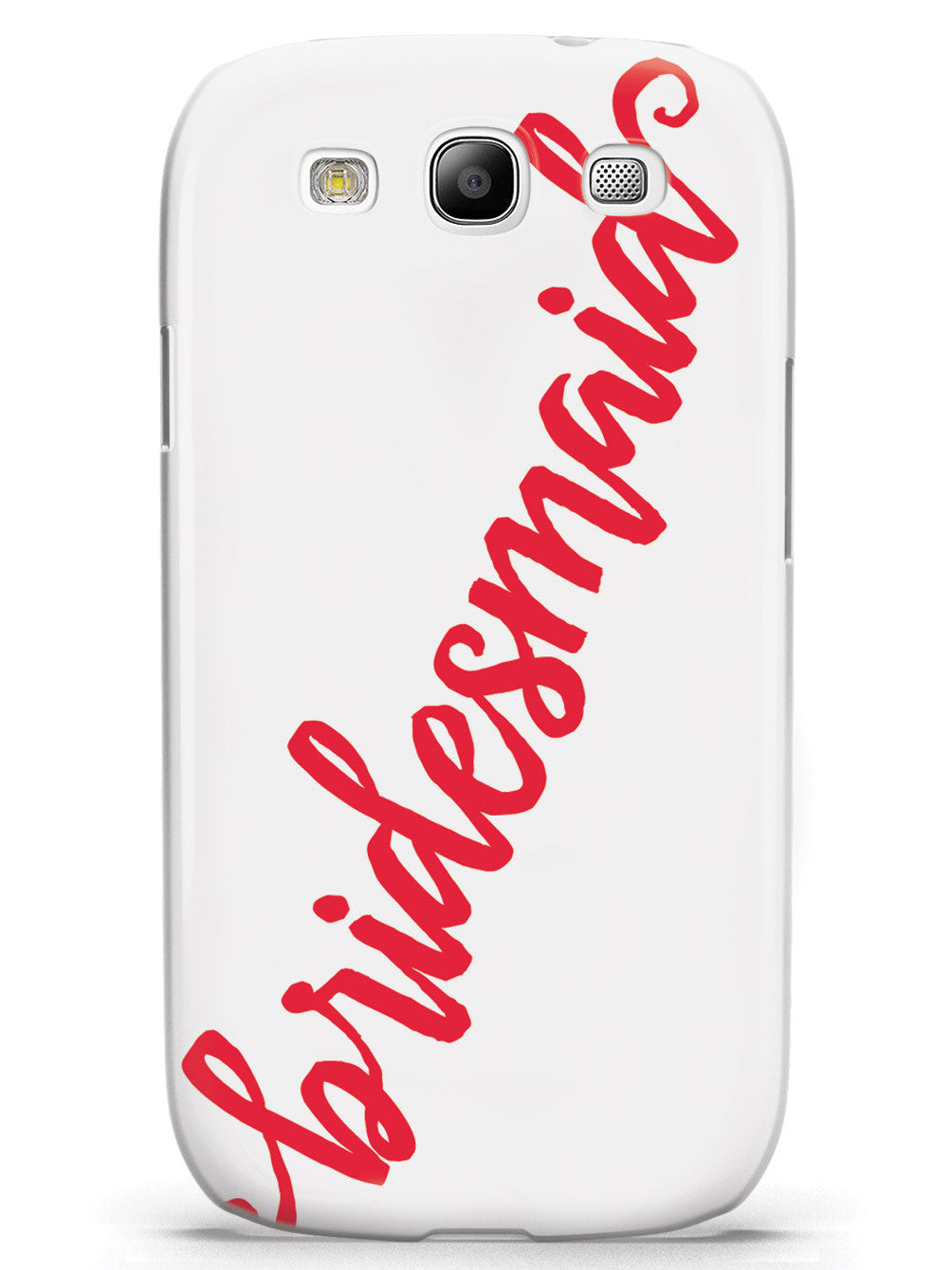 Bridesmaid - Red Case