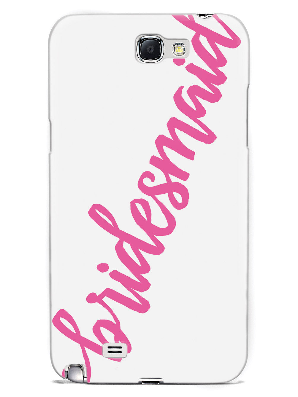 Bridesmaid - Pink Case