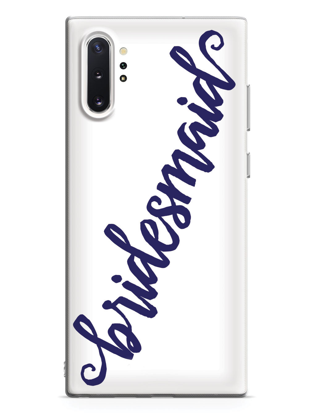 Bridesmaid - Navy Blue Case
