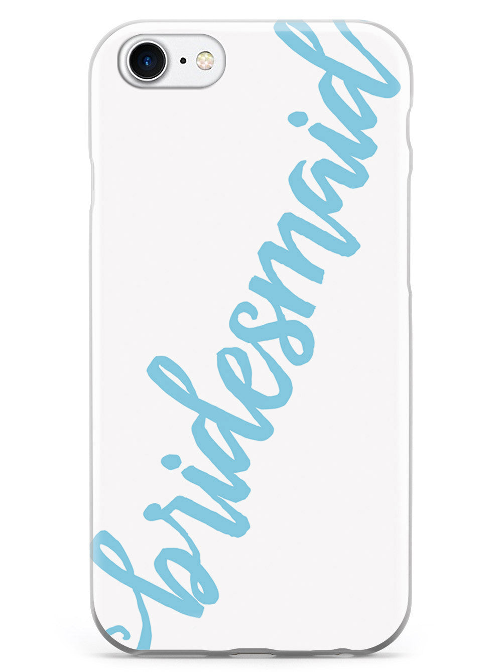 Bridesmaid - Light Blue Case