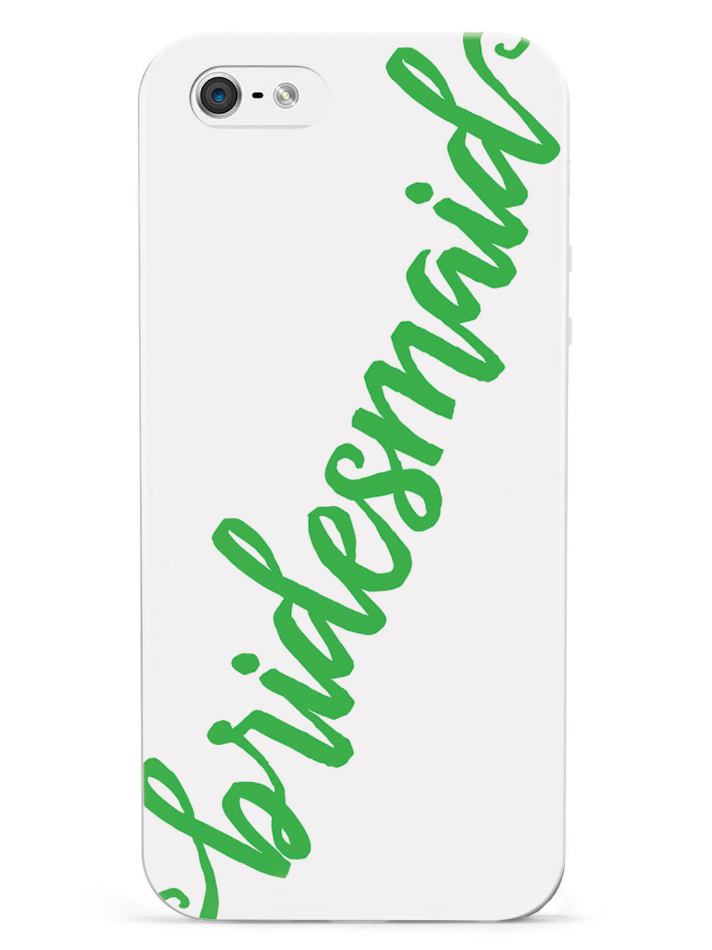 Bridesmaid - Emerald Case