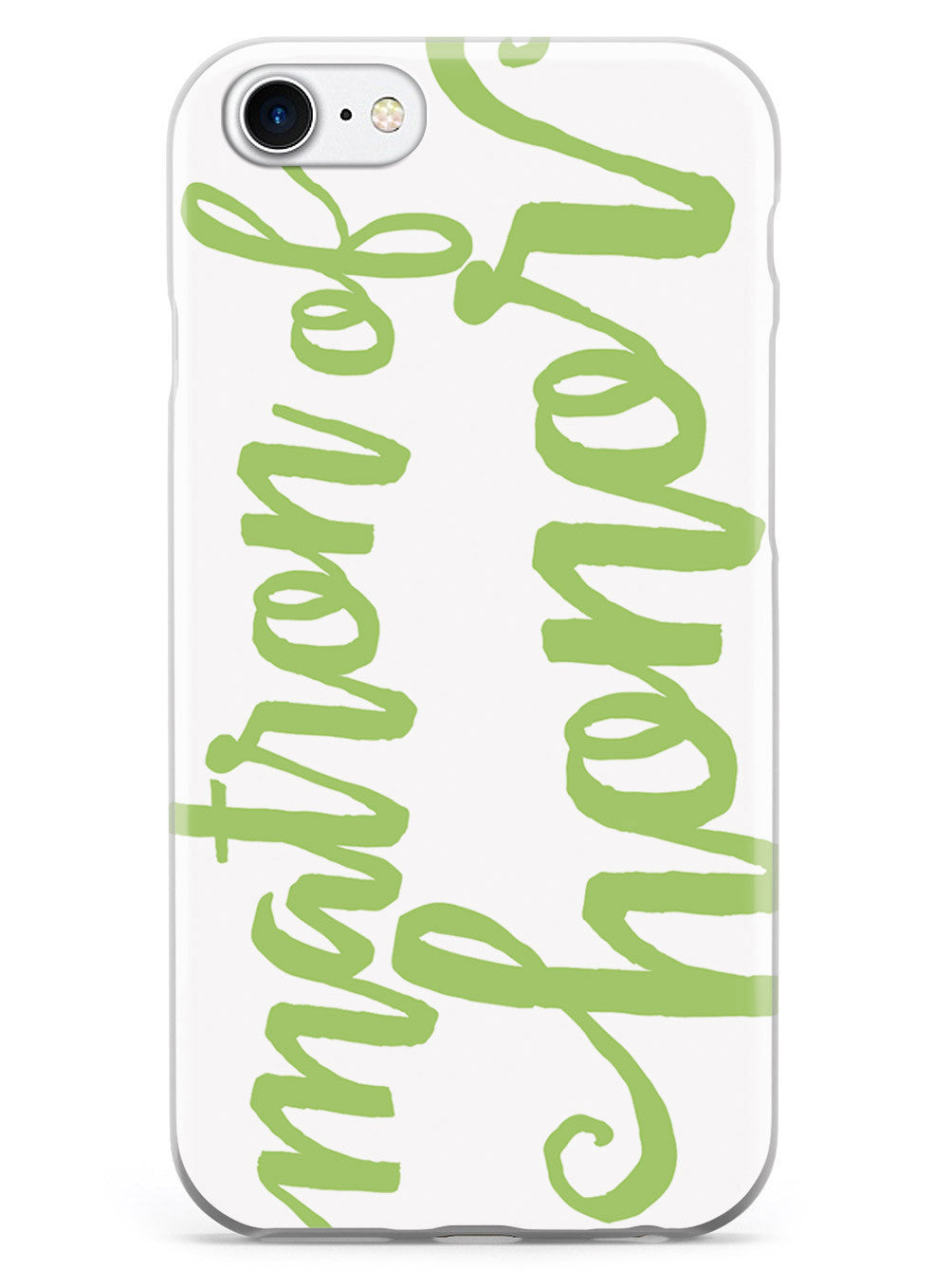 Matron of Honor - Sage Green Case