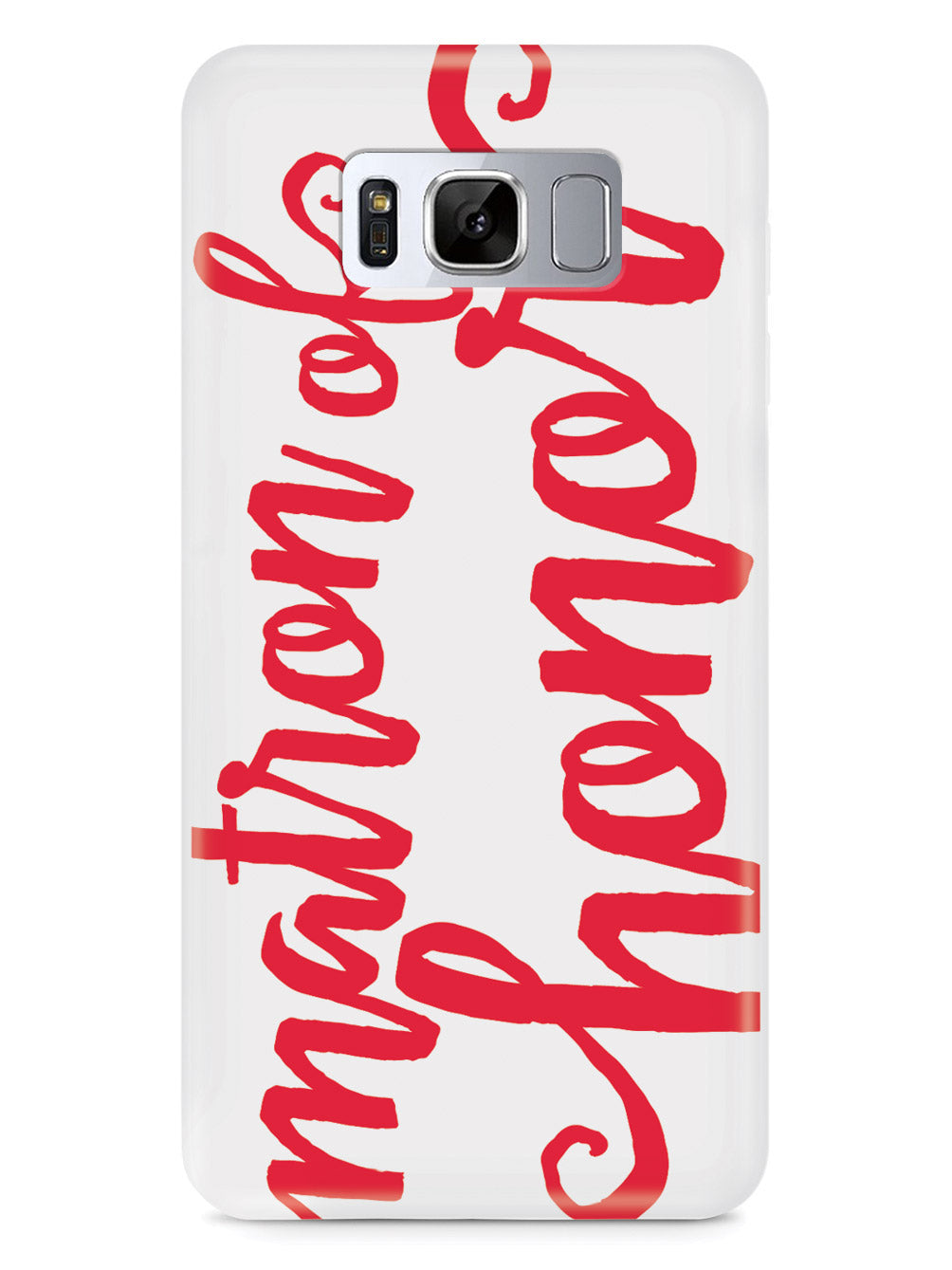 Matron of Honor - Red Case