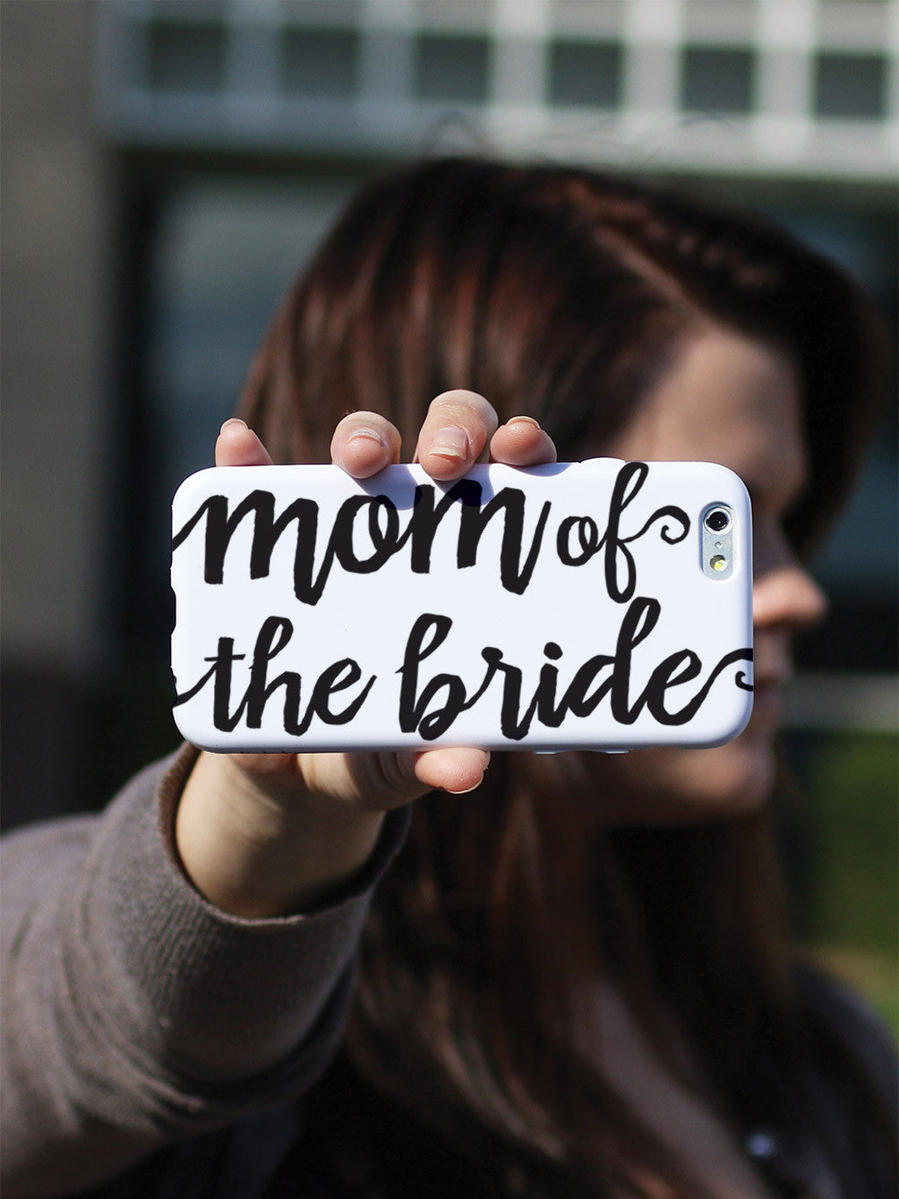 Mom of the Bride - Black Case