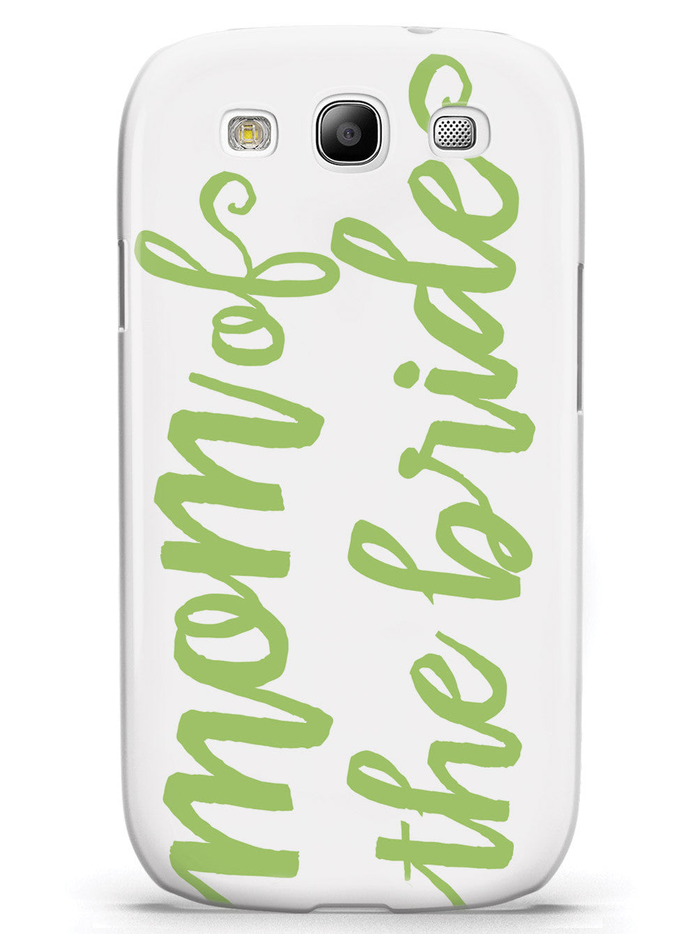 Mom of the Bride - Sage Green Case