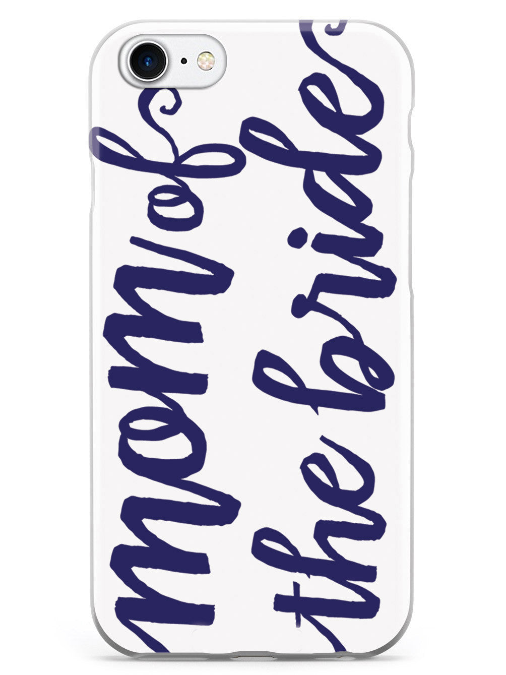 Mom of the Bride - Navy Blue Case
