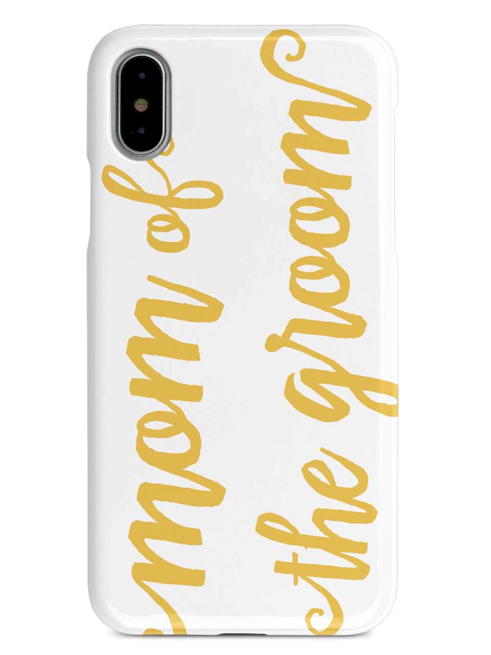 Mom of the Groom - Marigold Case