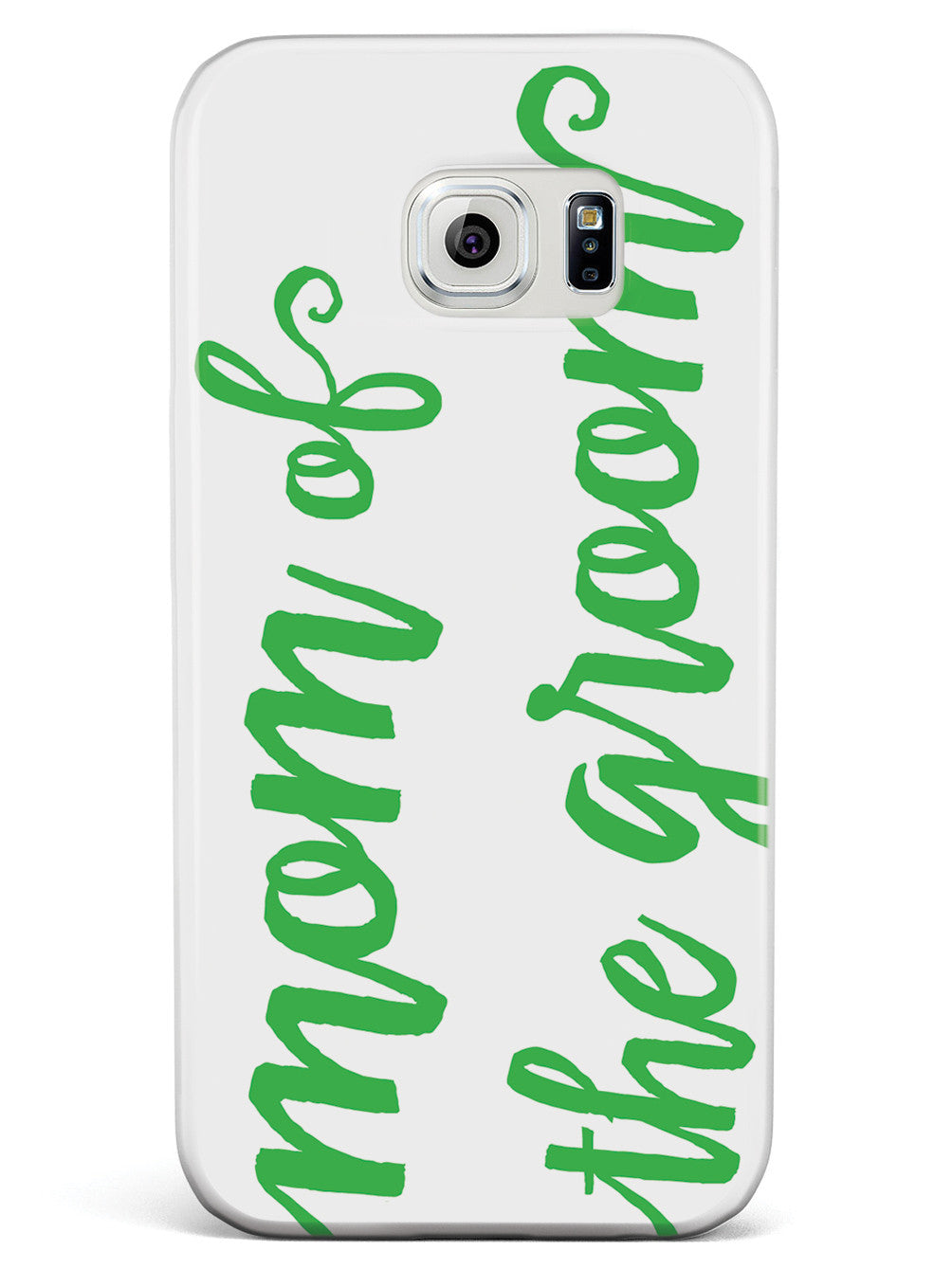 Mom of the Groom - Emerald Green Case
