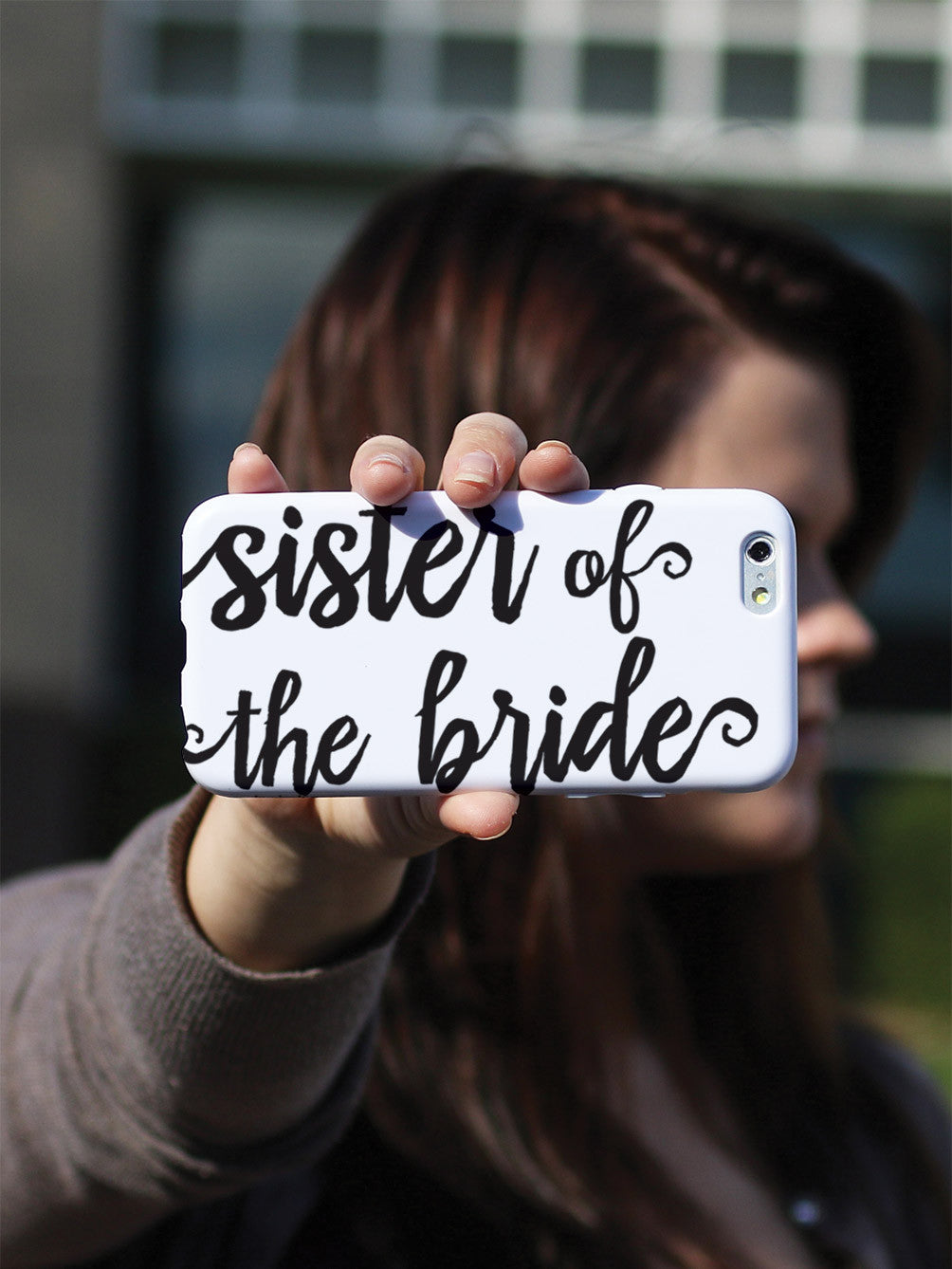 Sister of the Bride - Black Case