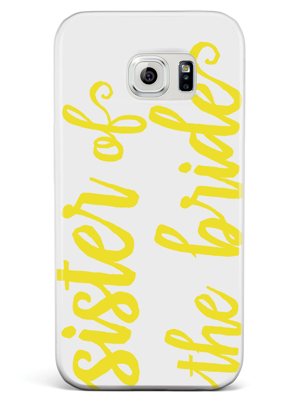 Sister of the Bride - Yellow Case