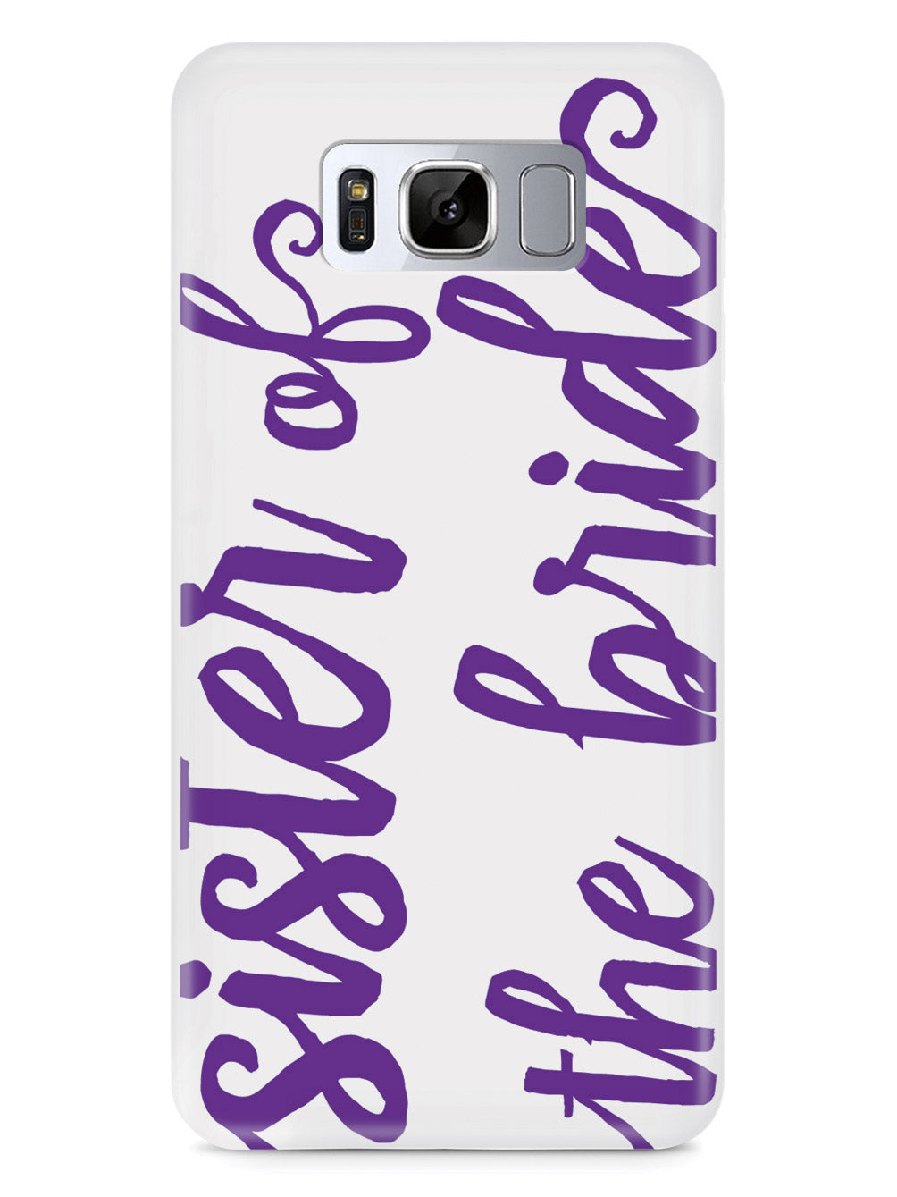 Sister of the Bride - Royal Purple Case