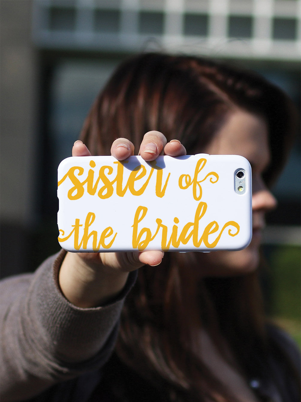 Sister of the Bride - Marigold Case