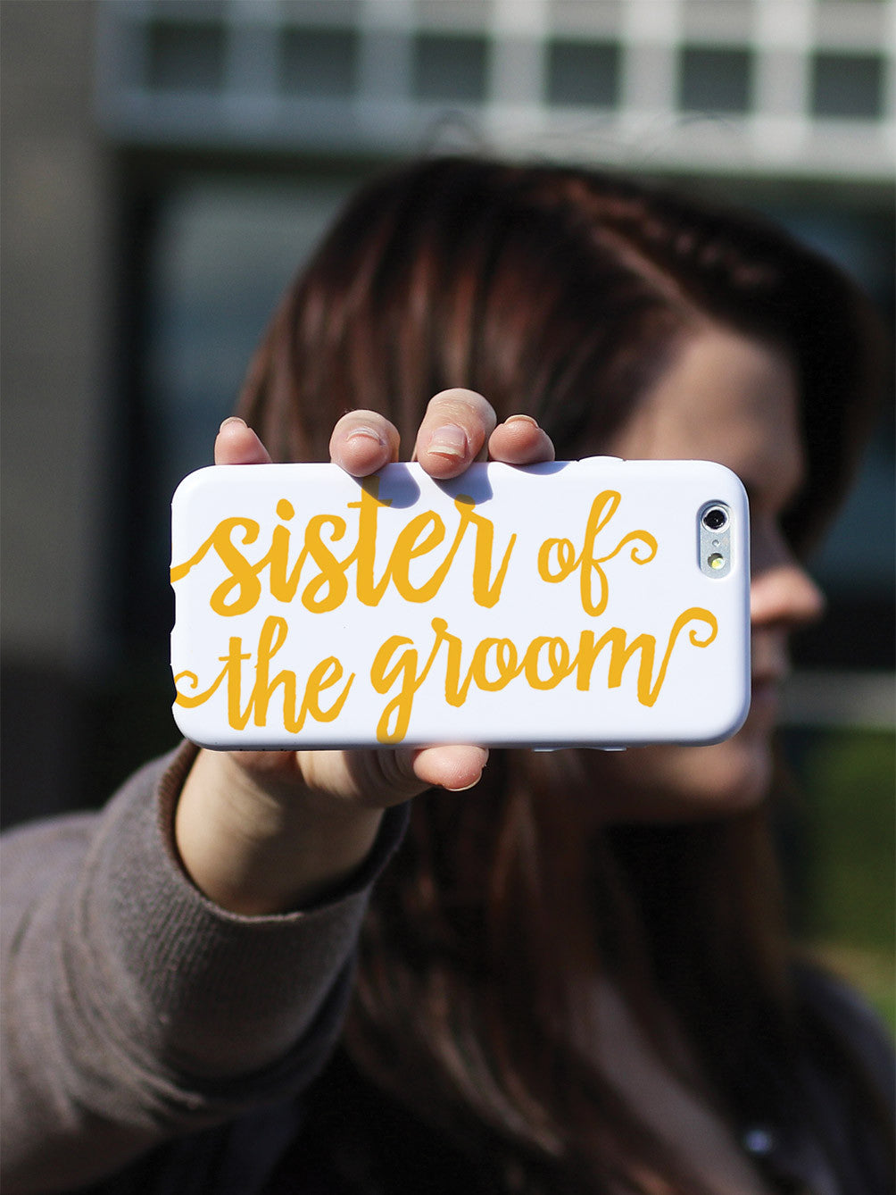 Sister of the Groom - Marigold Case