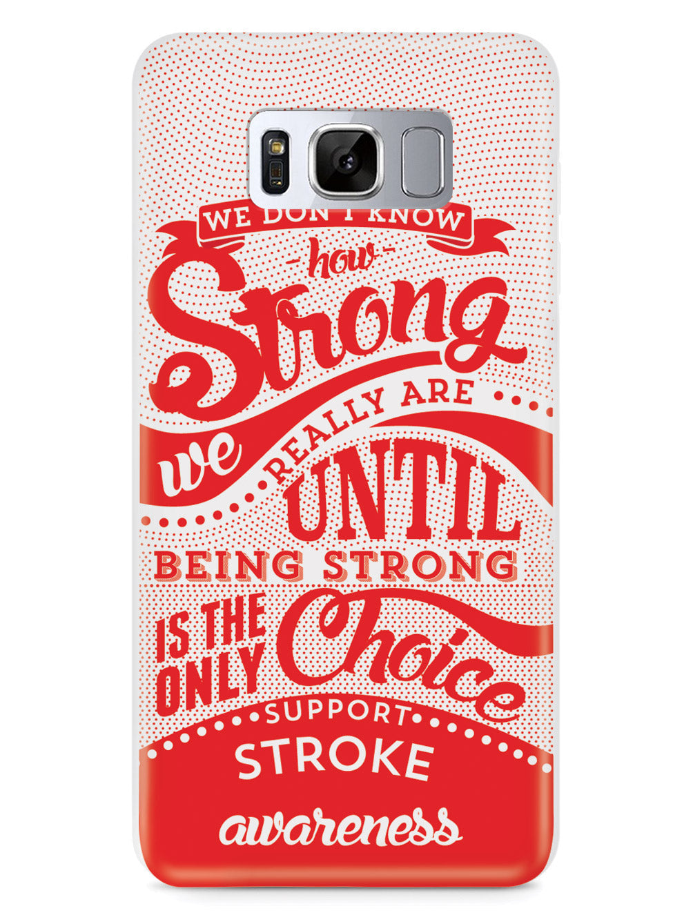 Stroke Awareness - How Strong Case