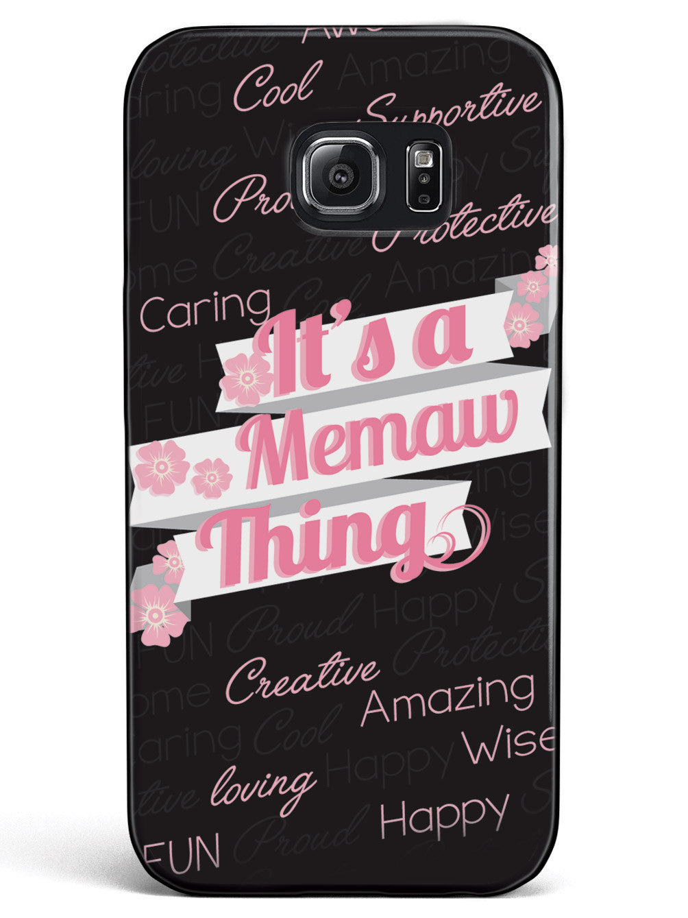 It's a Memaw Thing (Pink) Case