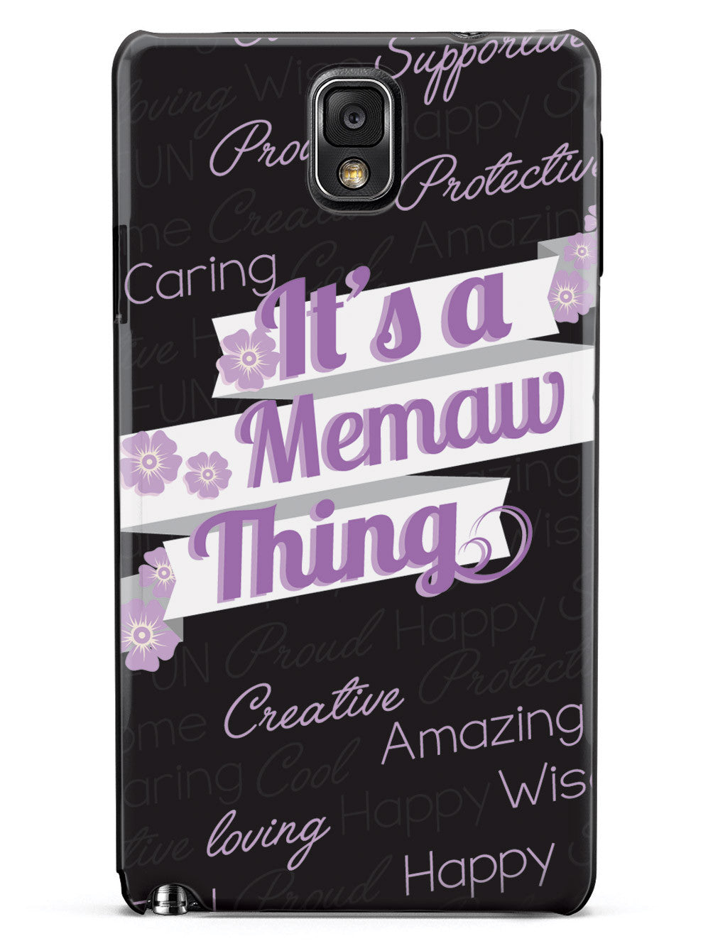 It's a Memaw Thing (Purple) Case