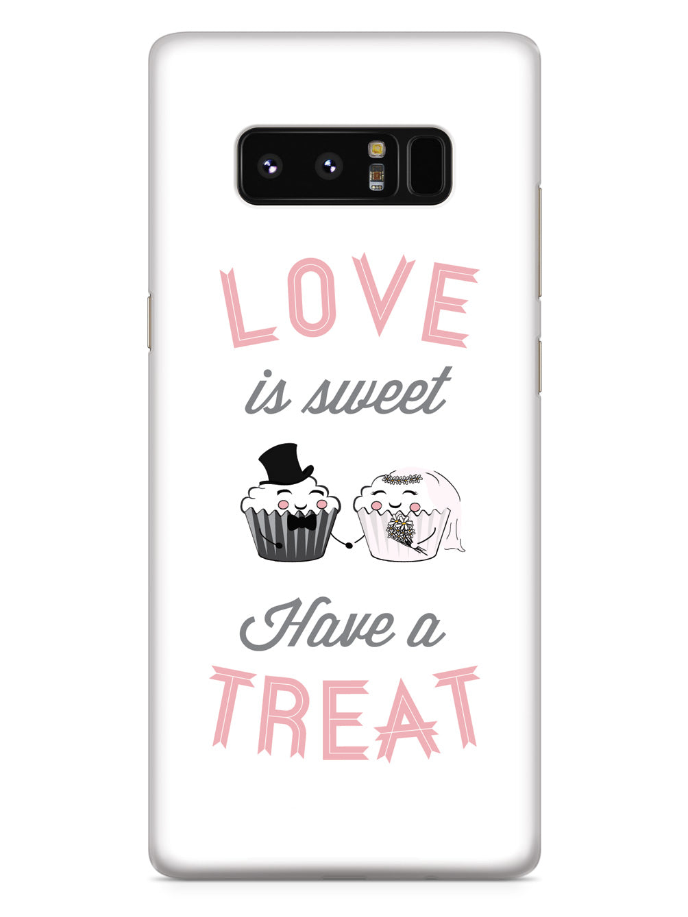 Love Is Sweet, Have A Treat Case