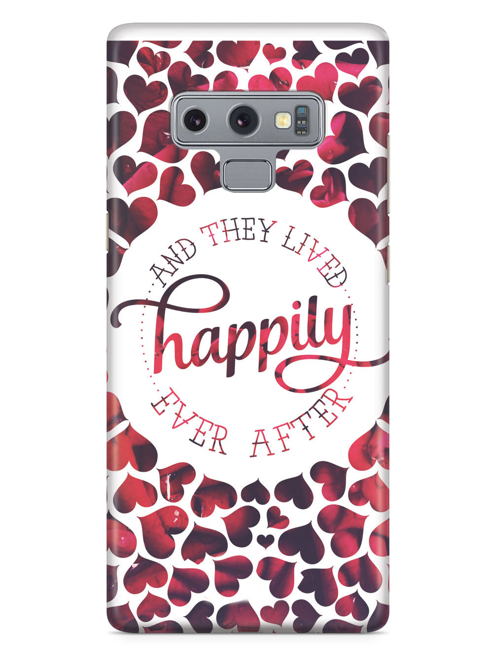 And They Lived Happily Ever After - Love Case